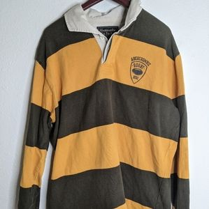 Vintage Abercrombie and Fitch Shirt Rugby XL